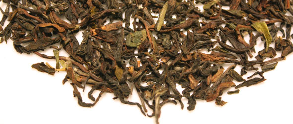 Review: Darjeeling Tukdah TGFOP Tea, Culinary Teas