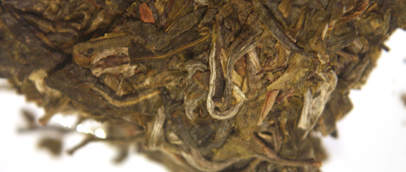 Review: 2011 Ai Lao Mountain Wild Arbor Pu-erh Tea, Yunnan Sourcing