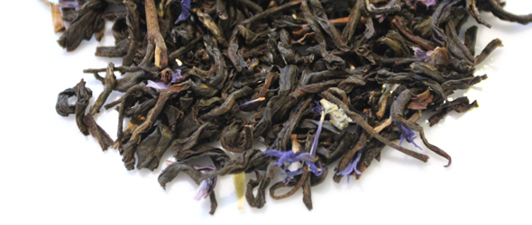 Review: Blue of London (Earl Grey du Yunnan), Le Palais des Thes