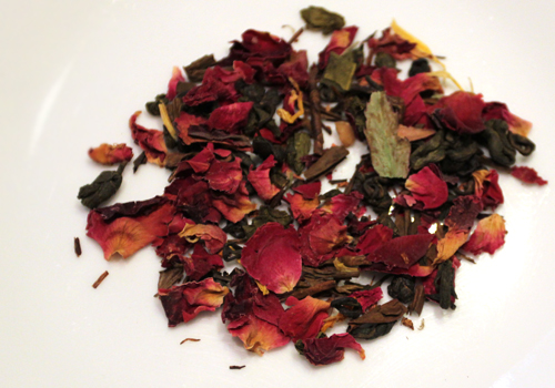 Tea Horse Pistachio Rose 2
